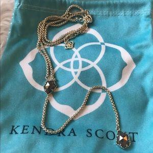 Kendra Scott Mason Necklace Pyrite